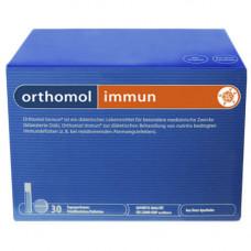 Orthomol Immun 30 питьевых бутылочек по 20 мл + таблетки 500 мг №30 (Orthomol, Имунная система)