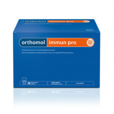 Orthomol Immun Pro Витаминный комплекс Порошок саше двойное №30 (Orthomol, Имунная система)