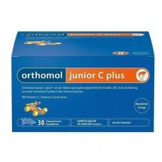 Orthomol Junior C plus таблетки жевательные №30 (Orthomol, Для детей)