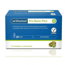 Orthomol Pro Basic Plus капсулы 425 мг + капсулы 379 мг №60 (Orthomol, Имунная система)