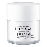 Отшелушивающая скраб-маска для лица Scrub & Mask Reoxygenating Exfoliating Mask 55мл