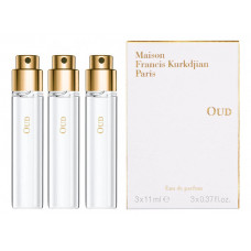 Oud: парфюмерная вода 3*11мл