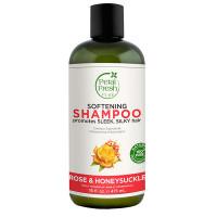 PETAL FRESH Шампунь для волос с экстрактами розы и жимолости