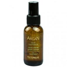 PHYTORELAX Масло для волос питательное с арганой