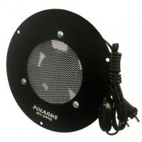 Polarus, Пылесос для маникюра PRO-series Mini, встраиваемый, без отвода, черный, 80W