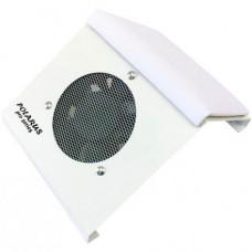 Polarus, Пылесос для маникюра PRO-series, настольный, белый с подушкой, 80W