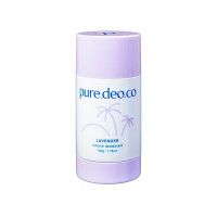 PURE DEO CO Дезодорант-стик без солей алюминия с лавандой