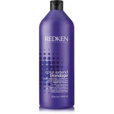 REDKEN Кондиционер с ультрафиолетовым пигментом для тонирования и укрепления оттенков блонд Блондаж / COLOR EXTEND BLONDAGE 1000 мл