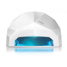 RuNail Прибор LED/UV излучения 24 Вт, белый