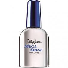 SALLY HANSEN Верхнее покрытие-сушка с зеркальным блеском Mega Shine Extended Wear Top Coat