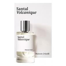 Santal Volcanique: парфюмерная вода 100мл