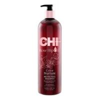 Шампунь с маслом лепестков роз Rose Hip Oil Color Nurture Protecting Shampoo: Шампунь 739мл