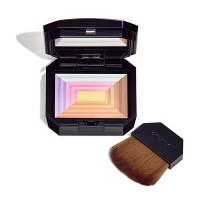 SHISEIDO Компактная пудра c эффектом сияния «7 цветов»