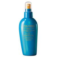 SHISEIDO Спрей солнцезащитный без содержания масел для лица, тела и волос SPF 15