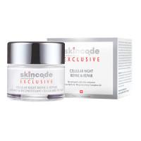 Skincode Клеточный интенсивный восстанавливающий ночной крем Cellular Night Refine & Repair, 50 мл (Skincode, Exclusive)