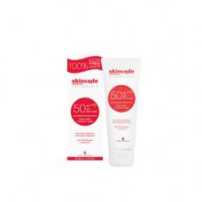 Skincode Солнцезащитный лосьон для лица SPF 50 Sun protection face lotion spf 50+, 100 мл (Skincode, Essentials)
