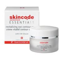 Skincode Восстанавливающий крем для контура глаз Revitalizing eye contour cream, 15 мл (Skincode, Essentials)