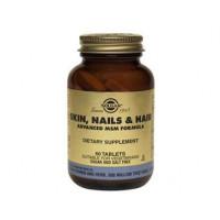 Solgar Комплекс витаминов, минералов и аминокислот для кожи, волос и ногтей 60 таблеток (Solgar, Витамины)
