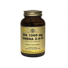 Solgar Комплекс жирных кислот и витамина Е 60 капсул (Solgar, Жиры и жирные кислоты)