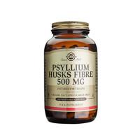 Solgar Псиллиум, клетчатка кожицы листа 200 капсул (Solgar, Растения)