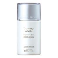 Солнцезащитная эссенция для лица Lunage White UV Cut Essence SPF23 PA++ 40мл