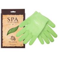SPA a la carte SPA-перчатки гелевые с питательными маслами и витамином Е 1 пара