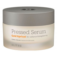 Спрессованная сыворотка-крем для лица Золотой абрикос Pressed Serum Gold Apricot 50мл: Сыворотка 50мл