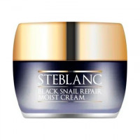 Steblanc, Крем для лица Black Snail Repair Moist, 50 мл