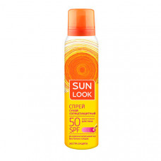 SUN LOOK Спрей для тела SUN LOOK солнцезащитный сухой spf-50