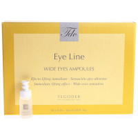 TEGOR Гель с лифтинг эффектом для ухода за кожей вокруг глаз / EYE CARE 14*3 мл