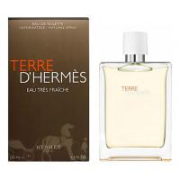 Terre D'Hermes Eau Tres Fraiche: туалетная вода 125мл