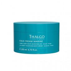 Thalgo Восстанавливающий насыщенный крем для тела, 200 мл (Thalgo, Cold Cream Marine)