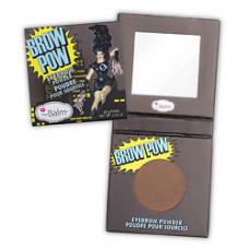 THE BALM Пудра-тени для бровей BrowPow Dark brown 0,85 г