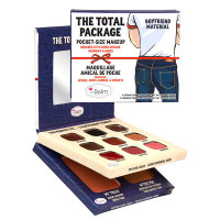 THEBALM Палетка для лица THE TOTAL PACKAGE Бойфренд Материал