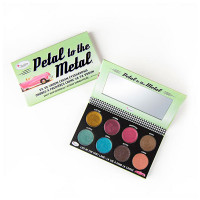 THEBALM Палетка кремовых теней с шиммером PETAL TO THE METAL The Shift into Overdrive