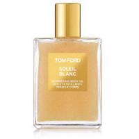 TOM FORD Масло для тела с блестками Soleil Blanc Shimmering Body Oil 100 мл