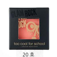 TOO COOL FOR SCHOOL Тени для век GLAM ROCK URBAN SHADOW Grapefruit Sorbet 2,6 г