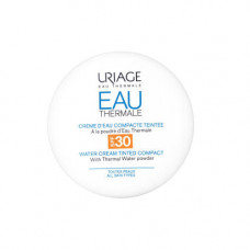 Uriage О'Термаль Компактная крем-пудра SPF 30, 10 гр (Uriage, Eau thermale)