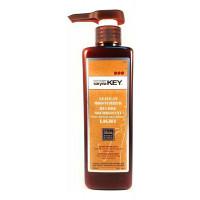 Увлажняющий крем для волос с африканским маслом ши Damage Repair Light Pure African Shea Leave-in Moisturizer: Крем 500мл