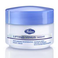 VENUS Ночной восстанавливающий крем против морщин с эффектом лифтинга 50 мл