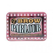 W7 Палетка теней для бровей Brow Parlour