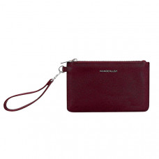 WANDERLUST Клатч Wanderlust Saffiano Wine color