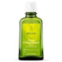 WELEDA Цитрусовое освежающее масло для тела 100 мл