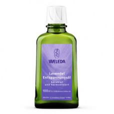 WELEDA Лавандовое расслабляющее масло для тела 100 мл