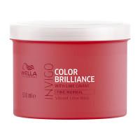 WELLA Professionals Маска для окрашенных нормальных и тонких волос / Brilliance 500 мл