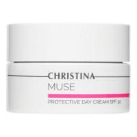 Защитный дневной крем для лица Muse Protective Day Cream SPF30 50мл